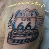1-a-biker-route-66
