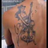 1-a-music-rock-pin-up